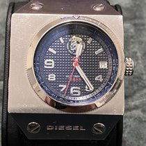 Diesel Steel 53mm Automatic DZ 9018 pre-owned United States of America, New York, New York