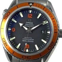 Omega Seamaster Planet Ocean Acero 45,5mm Negro Arábigos España, Valencia