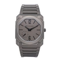 Bulgari Octo 102713 Very good Titanium 40mm Automatic