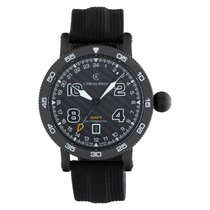 Chronoswiss Timemaster Steel 44mm Black Arabic numerals United States of America, Florida, Surfside