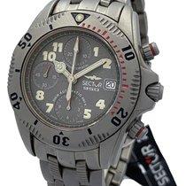 Sector 950 Titanium 43mm Grey Arabic numerals