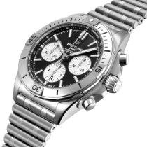 Breitling Chronomat nuevo 2020 Automático Cronógrafo Reloj con estuche y documentos originales AB0134101B2A1