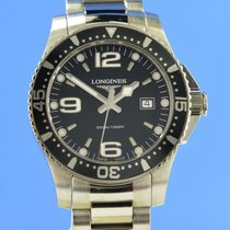 Longines L3.640.4 Steel HydroConquest 39mm pre-owned