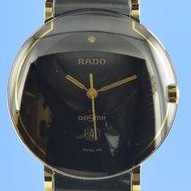 Rado Coupole tweedehands 32.5mm Zwart Datum Keramiek