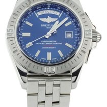 Breitling Galactic 44 Acero 44mm Azul