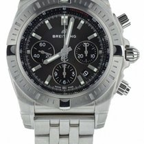 Breitling Chronomat new Automatic Chronograph Watch with original box and original papers AB0115101F1A1