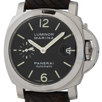 Panerai PAM 48 PAM0048 Steel 2010 Luminor Marina Automatic 40mm pre-owned United States of America, Texas, Austin