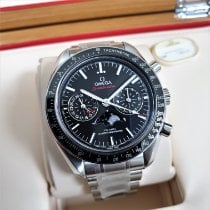 Omega Speedmaster Professional Moonwatch Moonphase Steel 44mm Black No numerals United Kingdom, Kent