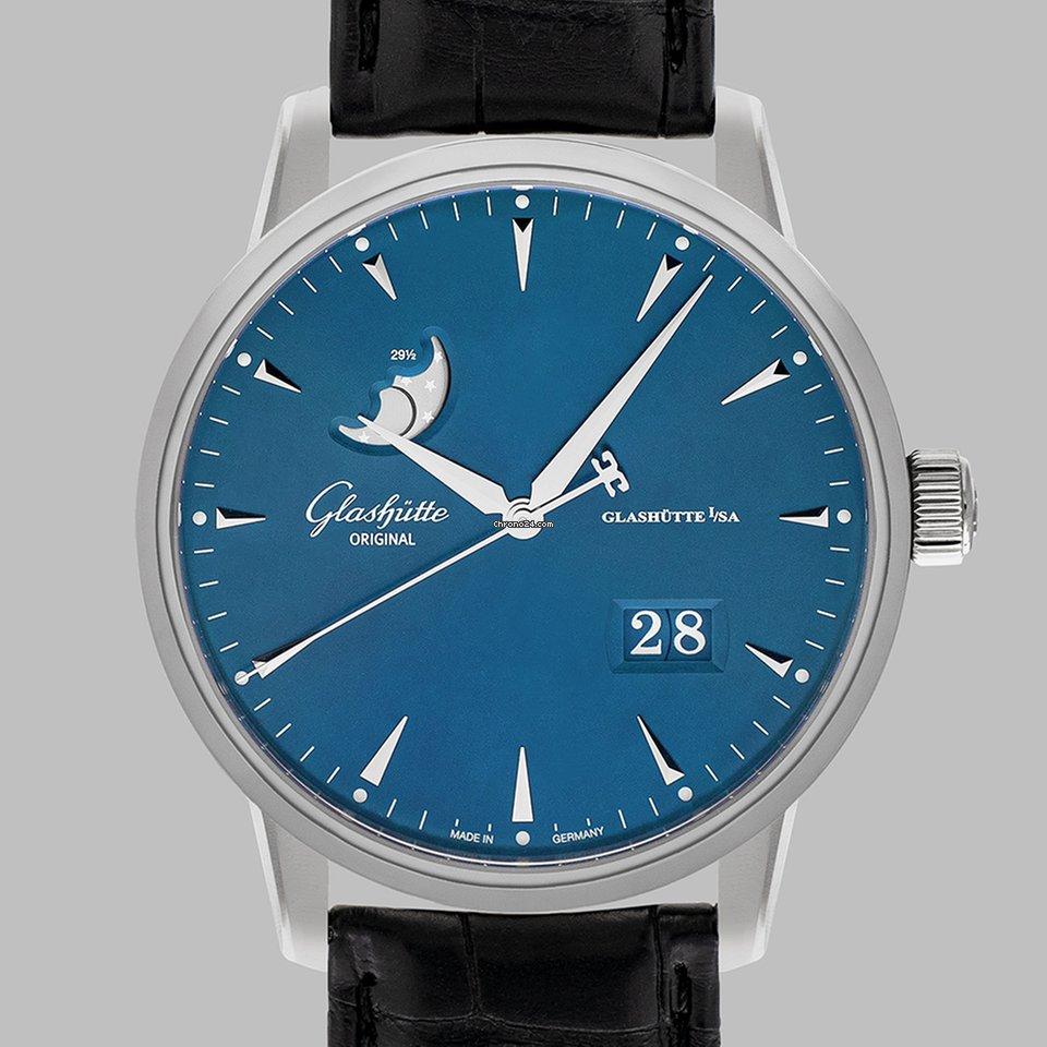 Glashütte Original Senator Excellence 1-36-04-04-02-30 new