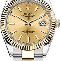 Rolex Datejust Gold/Steel Gold