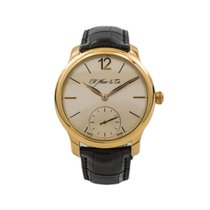 H.Moser & Cie. Rose gold 39mm Manual winding 321.503-005 pre-owned United States of America, Florida, Hallandale Beach