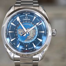 Omega Seamaster Aqua Terra Steel 43mm Blue United States of America, Massachusetts, Boston