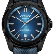 Formex new Chronometer 43mm Carbon Sapphire crystal