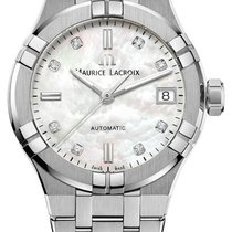 Maurice Lacroix AI6006-SS002-170-1 Steel 2021 AIKON 35mm new