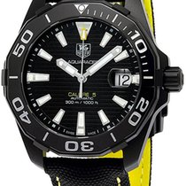 TAG Heuer Aquaracer 300M WAY218A.FC6362 Новые Титан 41mm Автоподзавод Россия, Moscow