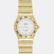 Omega Constellation Yellow gold 23mm United Kingdom, London