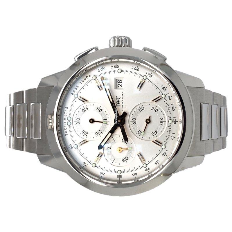 IWC Ingenieur Chronograph IW380801 2020 nuevo