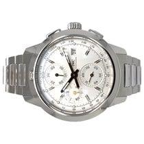 IWC Ingenieur Chronograph Steel White No numerals United States of America, California, La Jolla
