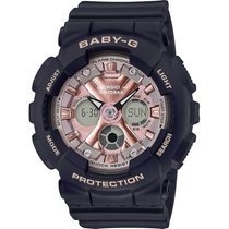 Casio Baby-G 43mm Pink United States of America, Connecticut, Shelton
