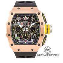 Richard Mille Rose gold Automatic RM11-03 RG pre-owned United States of America, New York, New York