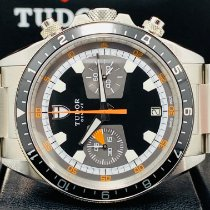 Tudor Heritage Chrono 70330N New Steel 42mm Automatic