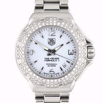 TAG Heuer Formula 1 Lady Steel 37mm White United States of America, Georgia, Atlanta
