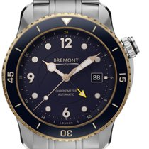 Bremont Project-Possible-Bracelet Ny Titan 43mm Automatisk