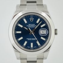 Rolex Datejust II Steel 41mm Blue No numerals United States of America, California, Pleasant Hill