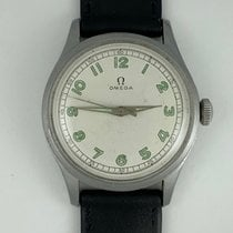 歐米茄 2384-1 鋼 1944 35mm 二手
