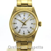 Rolex Oyster Perpetual 31 Or jaune 30mm