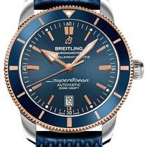 Breitling Superocean Héritage 42 Steel 42mm Blue United States of America, California, Moorpark
