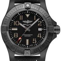 Breitling Avenger Seawolf Titanium 45mm Black Arabic numerals United States of America, California, Moorpark