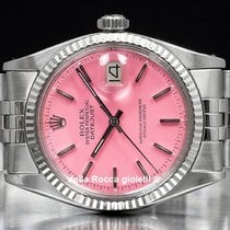 Rolex Datejust Acero 36mm Rosa