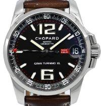 Chopard Mille Miglia occasion 44mm Noir Date Cuir