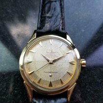 Omega Constellation Gold/Steel 35mm United States of America, California, Beverly Hills