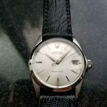 Rolex Steel 1965 Oyster Precision 31mm pre-owned