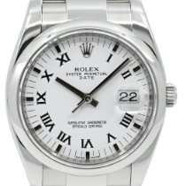 Rolex 115200 Acier 2010 Oyster Perpetual Date 34mm occasion France, Lyon