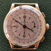 Rolex Chronograph Oro giallo Argento Arabi Italia, Roma