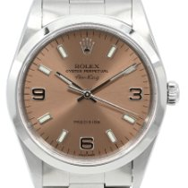 Rolex Air King Precision Acier 34mm Bronze Arabes France, Lyon