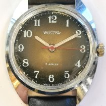 Vostok pre-owned Manual winding 35mm Green