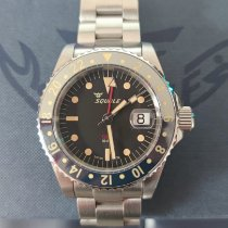 Squale new Automatic Luminous indices 42mm Steel Sapphire crystal