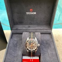 Tudor Black Bay Fifty-Eight occasion 39mm Noir Acier