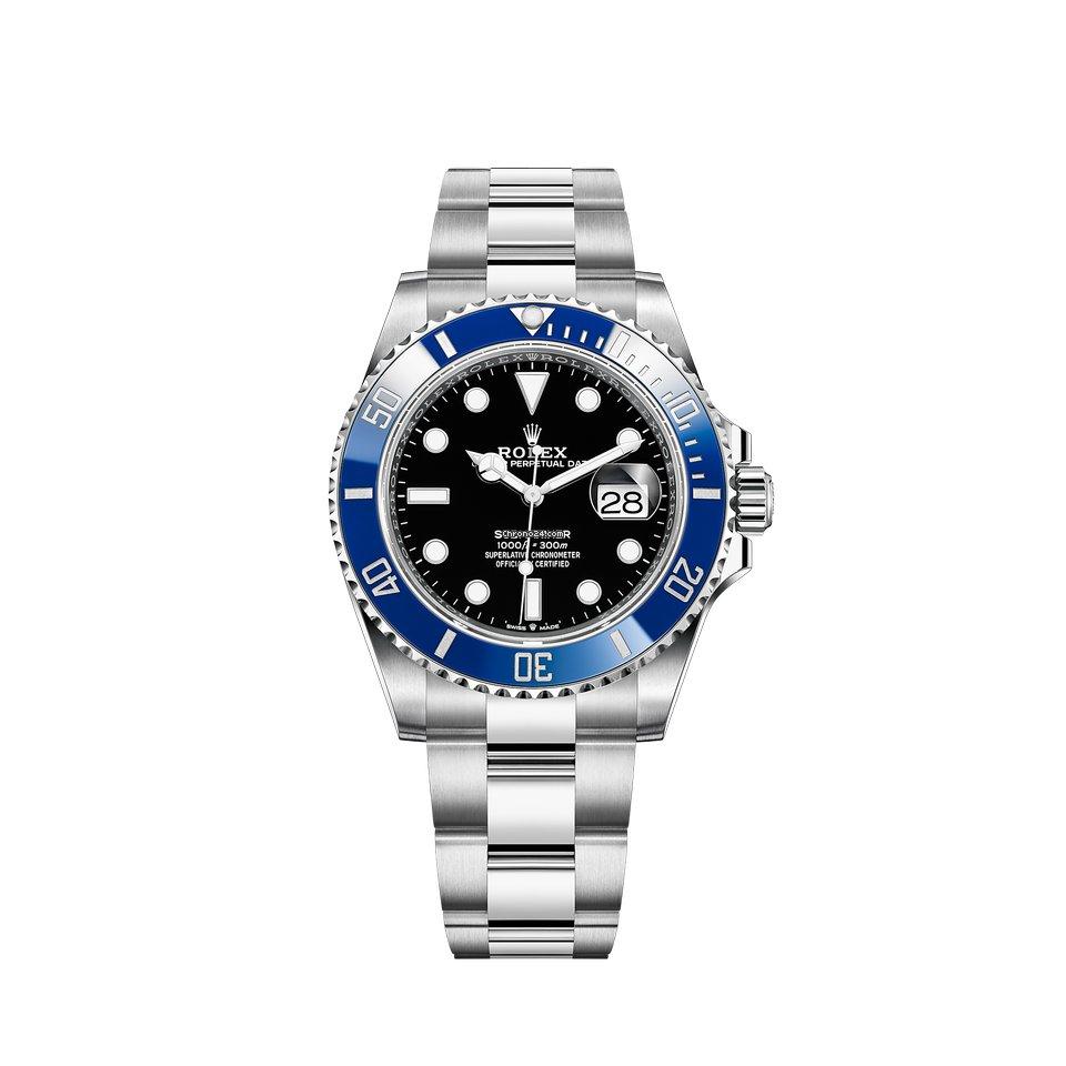 Rolex Submariner Date 126619LB 2021 nouveau