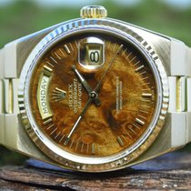 Rolex 19018 / Code: 6533 Day-Date Oysterquartz 36mm