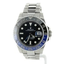 Rolex 116710BLNR Acier 2014 GMT-Master II 40mm occasion France, marseille