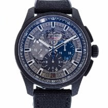 Zenith Automatic Transparent 45mm pre-owned El Primero Lightweight