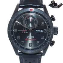 Oris Audi Sport Titanium 44mm Black United States of America, New York, Huntington