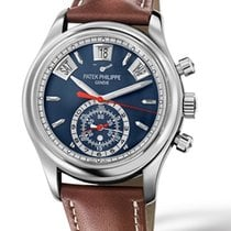 Patek Philippe Annual Calendar Chronograph new 2018 Automatic Watch with original box and original papers 5960/01G-001