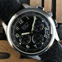 Zenith El Primero Chronograph Acero 38mm Negro Arábigos España, Madrid