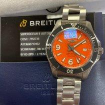Breitling A17366D71O1A1 Acier 2019 Superocean 42 42mm occasion